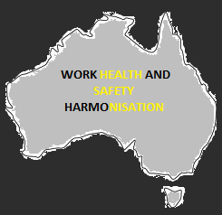 Australia work health and safety harmonsiation pic
